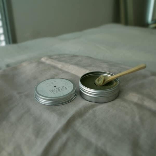 Exfoliante facial karité y bambú